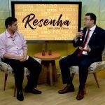 Dr. Yglésio – Entrevista no Programa Resenha (Tv Difusora)