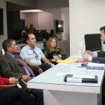 Entidades ligadas ao Turismo buscam apoio do deputado Dr. Yglésio