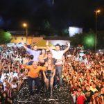 Yglésio participa da comemoração do aniversário de Senador Alexandre Costa