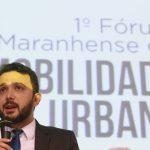 Dr. Yglésio fez abertura do primeiro Fórum Maranhense de Mobilidade Urbana