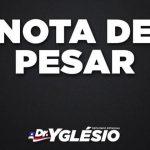 Deputado Dr. Yglésio emite nota sobre atentados contra agentes penitenciários