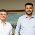 Yglésio e Mauro Cesar: Chapa do PROS contará com dois médicos com objetivo de cuidar da saúde