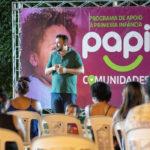 PAPI: YGLÉSIO DISCUTE PRIMEIRA INFÂNCIA COM MÃES NA VILA LUIZÃO