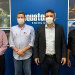 À Equatorial energia, Yglésio e Antônio Dino pedem redução na conta de luz do Aldenora Bello