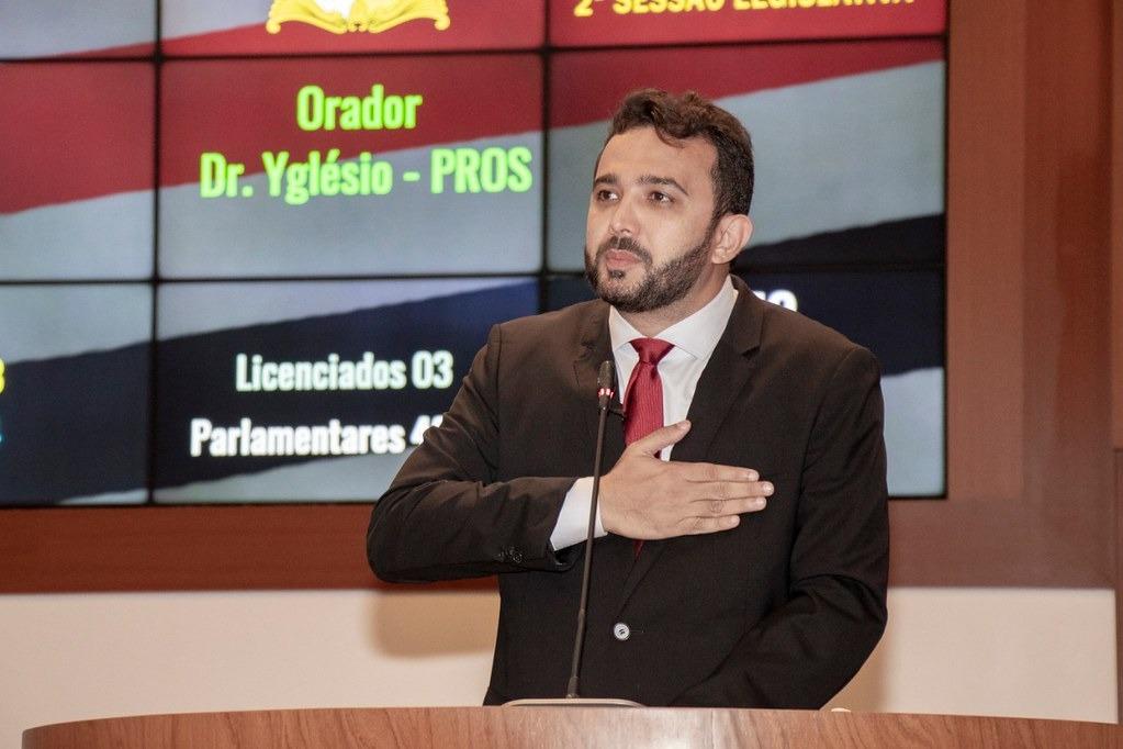 Governo prorroga vencimento do IPVA após indicação do deputado Yglésio.