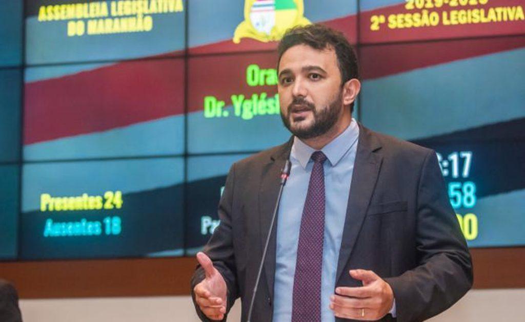 Yglésio pede que equipes médicas no Maranhão sejam treinadas.