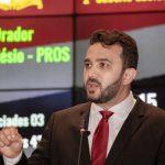 Deputado Yglésio volta a pedir adicional de 40% para a saúde estadual