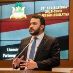 Yglésio solicita a pavimentação da MA – 342 ao Estado