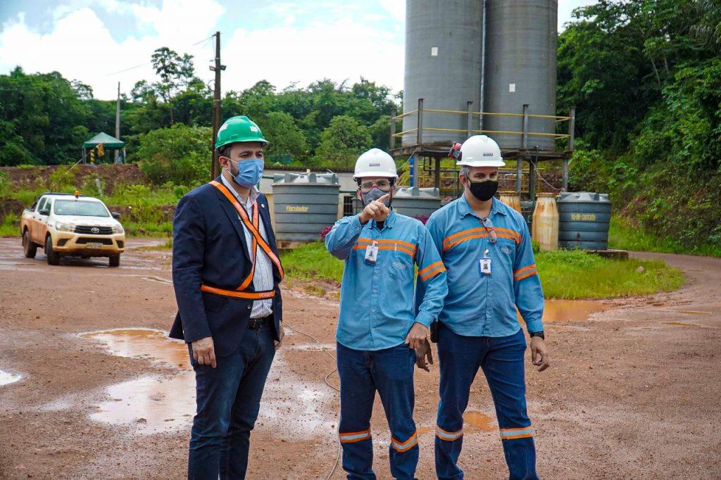 GODOFREDO VIANA: Deputado visita área afetada após acidente com barragem no MA.