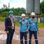 GODOFREDO VIANA: Deputado visita área afetada após acidente com barragem no MA