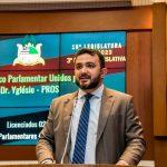 Deputado Yglésio sugere audiência pública para discutir a segurança dos bares na orla de São Luís